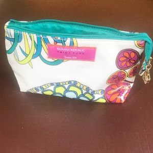 Banana Republic Trina Turk cosmetic bag